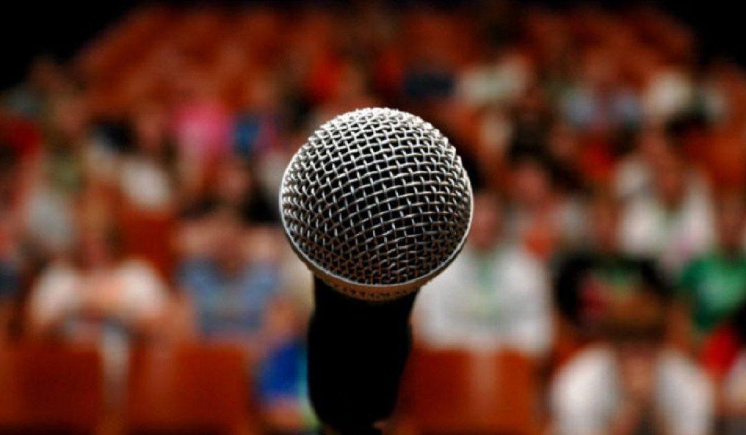 Hablar en público y disfrutar